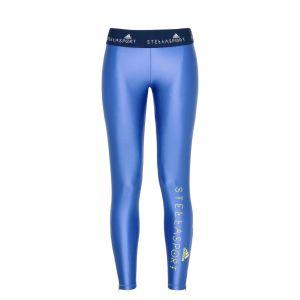 blue leggings stella mccartney adidas