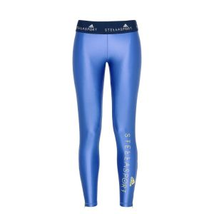 blue leggings stella mccartney adidas