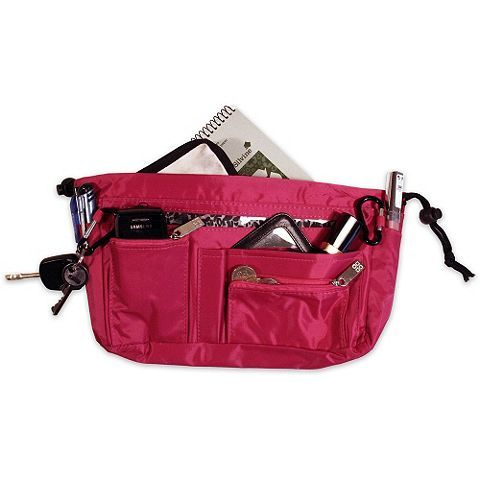 Tesco Hot Pink Handbag Organiser
