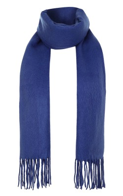 Super Soft Scarf Blue Topshop
