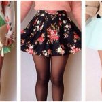 How to Style and Wear Skater Skirts