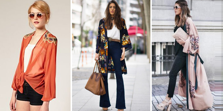 Kimono Jacket Outfit Inspiration Day Look