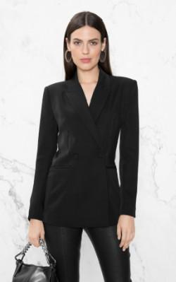&OtherStories Waisted Blazer in black