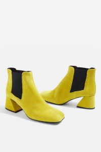 MANUEL Patent Leather Boots