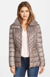 Nordstrom Packable Jacket with Down & Primaloft Fill