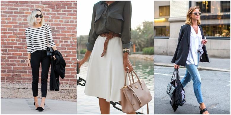 Smart Casual Women Work Wear in Summer