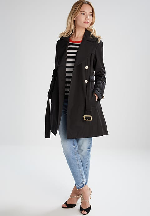 Zalando Michael Kors Trenchcoat - Black
