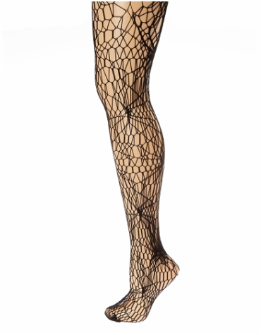Claires - Spiderweb Fishnets