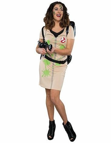 Asda Ghostbusters Halloween costume