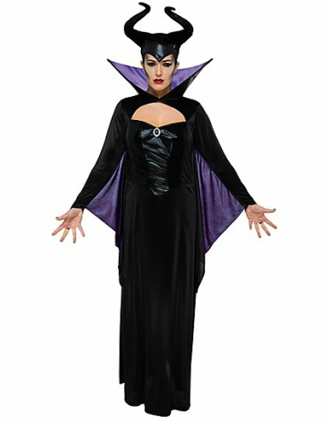 Asda - Disney Maleficent Halloween costume