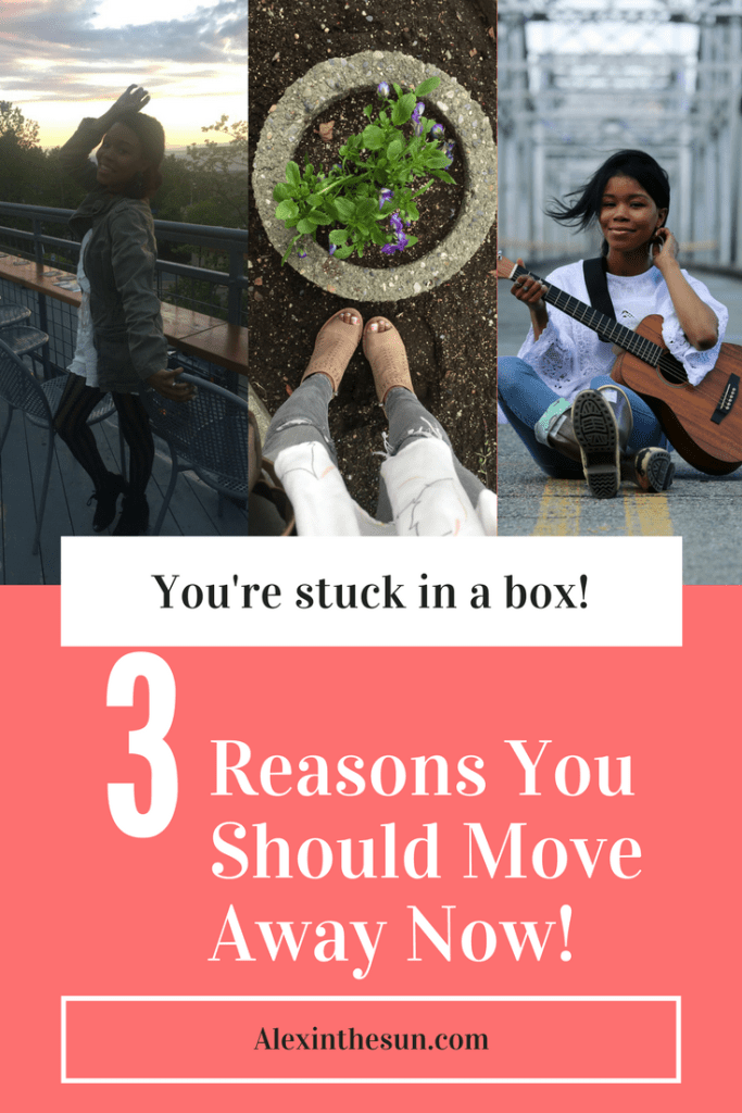 Why you should move away from home