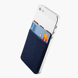 Wallet stick phone