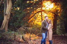 Box Hill Engagement Photos