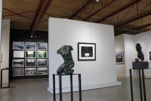 The Front Gallery, Edmonton, Alberta, Canada