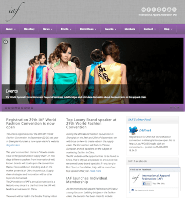 iaf website 2012