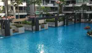 Kick start your day with swimming