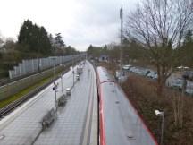 Hamburg-Kassel: Die S-Bahn Hamburg bringt mich zum Hamburg Airport