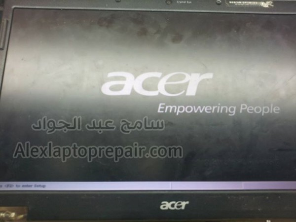 Acer Extensa 5635 ZR6 no display 4
