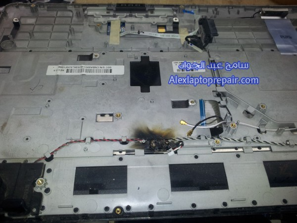 Samsung NP300V5A Motherboard SCALA3 15