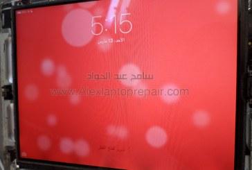 إصلاح عطل الشاشة في ايباد 2  – ipad 2 lcd no screen repair