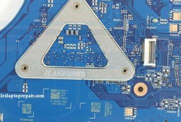 ملف بايوس  Bios For Dell vostro 3558 la-B843P