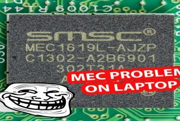 [فيديو] MEC IO Microchip Embedded Flash مشاكل شحن الاي او في اللاب توب وكيفية التغلب عليها