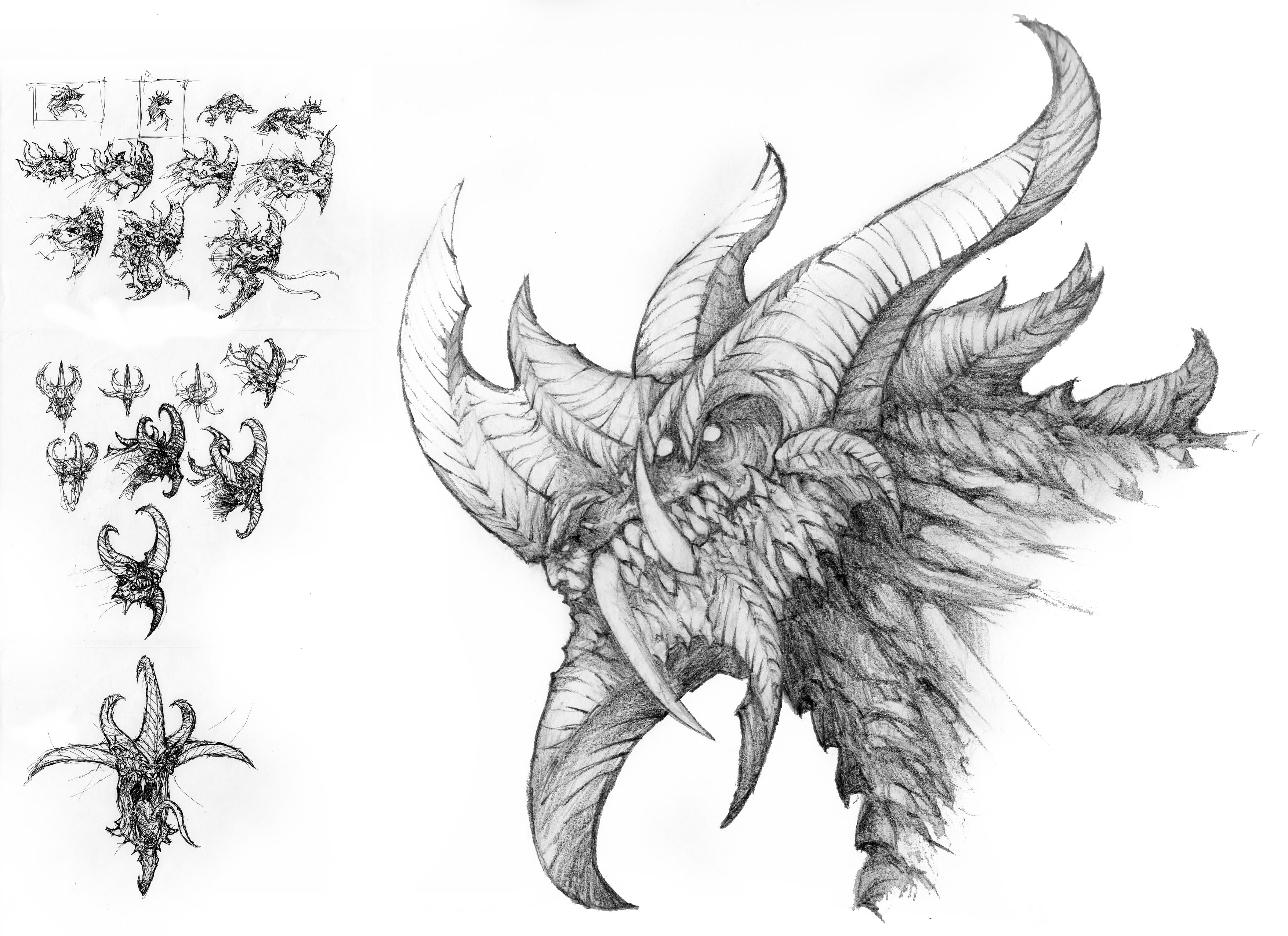 Bat Head D