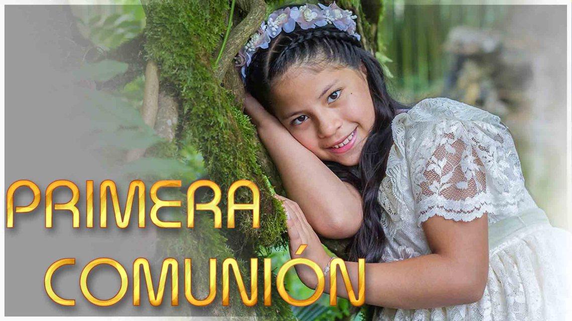 fotos comunión Pamplona