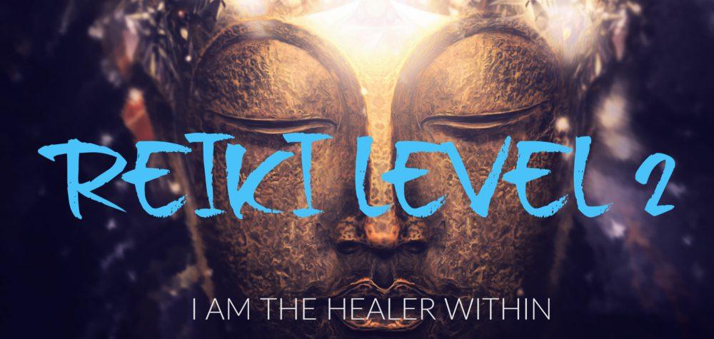 Reiki Level 2 – Become a qualified healer