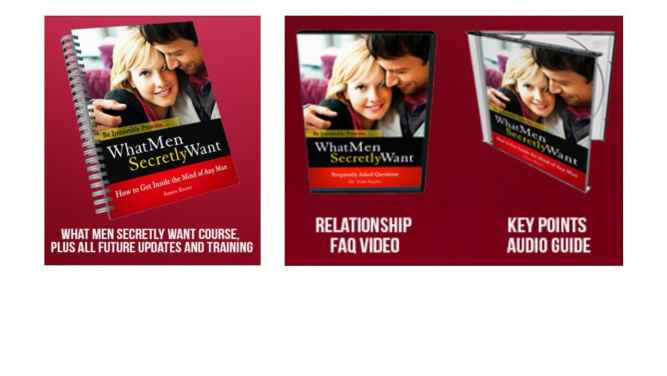 Image of What Men Secretly Want Program 300x169 - Review of Digital Products for Improving Romance