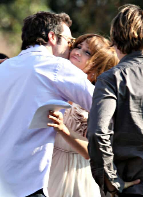 The Back up PLan Set with Alex O'Loughlin and Jennifer Lopez