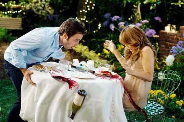 jennifer lopez and alex o'loughlin dinner date on set