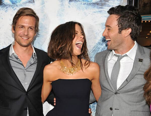 Alex O'Loughlin at the Whiteout Movie Premiere
