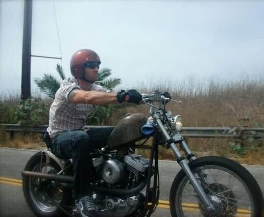 alex o'loughlin on motorcycle