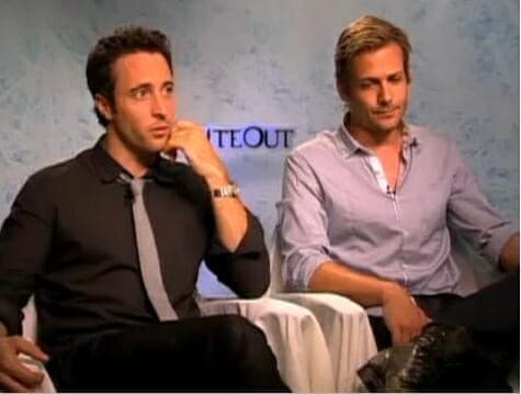 white out interview video with Alex O'Loughlin