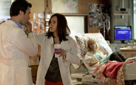 Dr. Andy and Dr. Foster on Three Rivers