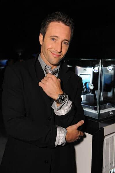 Alex at IWC Michael Muller Watch Event Nov 11