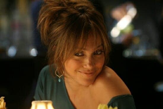 jennifer Lopez as Zoe in The Back-up Plan