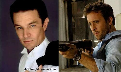 Alex o'loughlin versus james martsers - Mick and SPike
