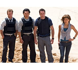 Hawaii Five-O Cast Photo