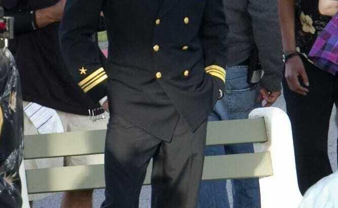 Hawaii Five-O Navy Blues