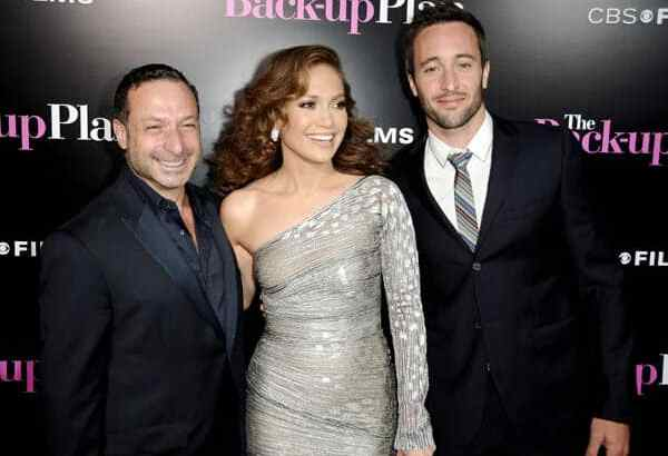 Photos from the Red Carpet – The Back-up Plan
