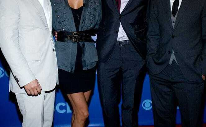 Alex at the CBS UpFront Party – Photos and Video