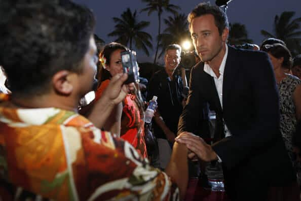 Hawaii Five-0 Premiere Party