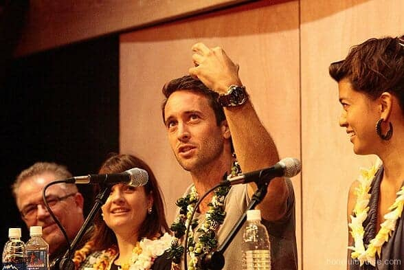 H50 stars offer advice to local actors