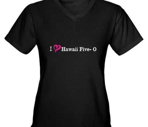 Moonlight and Hawaii Five-O Gear at CafePress