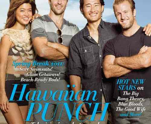 CBS Watch Magazine with Hawaii Five-0