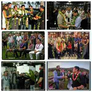 Blessing collage Hawaii Five O