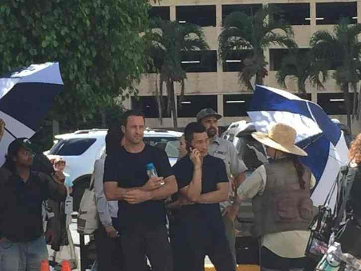 alex o'loughlin and daniel de kim