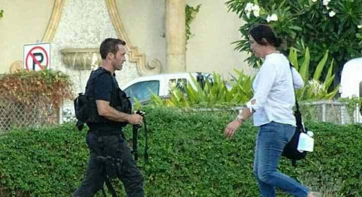 Pics and Videos from #H50 Shooting Today